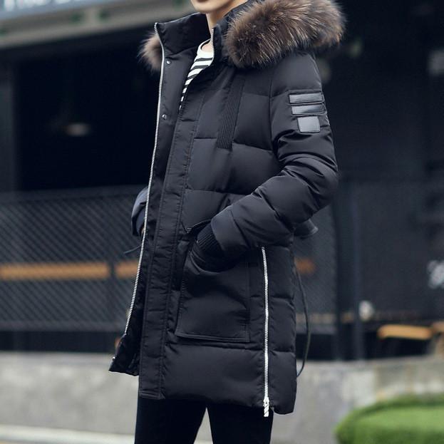 Мужская зимняя куртка СС7851