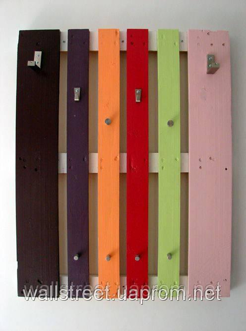 Разноцветные поддоны