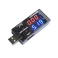 USB тестер Keweisi KWS-10VA (JD0382), фото 1