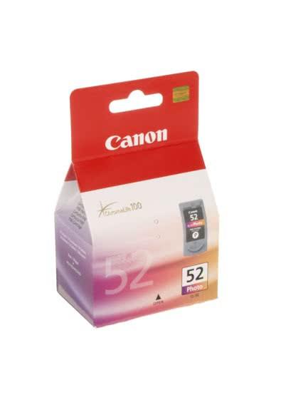 Картридж Canon CL-52 (PC, PM, Bk) iP6210D