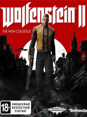 Wolfenstein 2: The New Colossus (PC) Лицензионный ключ