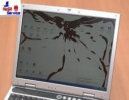 Ремонт ноутбука с заменой матрицы