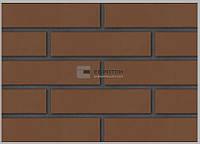 Кирпич лицевой Евротон, коричневый, фото 1