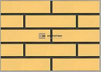 Кирпич лицевой Евротон, желтый, фото 1