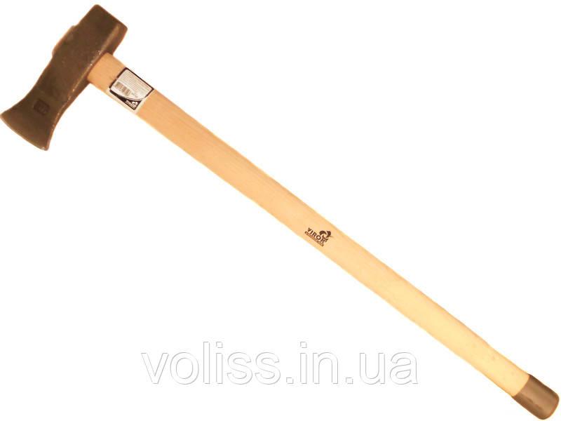Колун з дерев'яною ручкою Virok 2.5 кг (05v325)