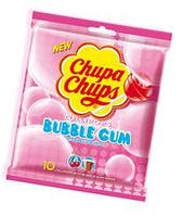 Chupa Chups Bubblegum Lollipops 144g/12 шт