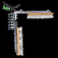 Щетка-чесалка для чистки скота TEXAS