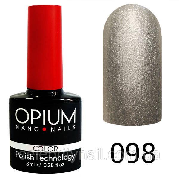Гель-лак Opium № 098, 8 мл