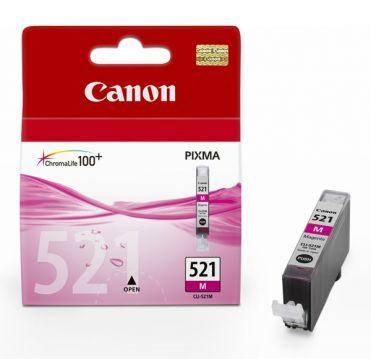 Картридж Canon CLI-521M (Magenta) MP540/ 630, фото 2