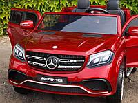 Детский электромобиль  Mercedes Gls 63 AMG