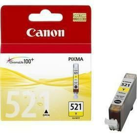 Картридж Canon CLI-521Y (Yellow) MP540/ 630, фото 2