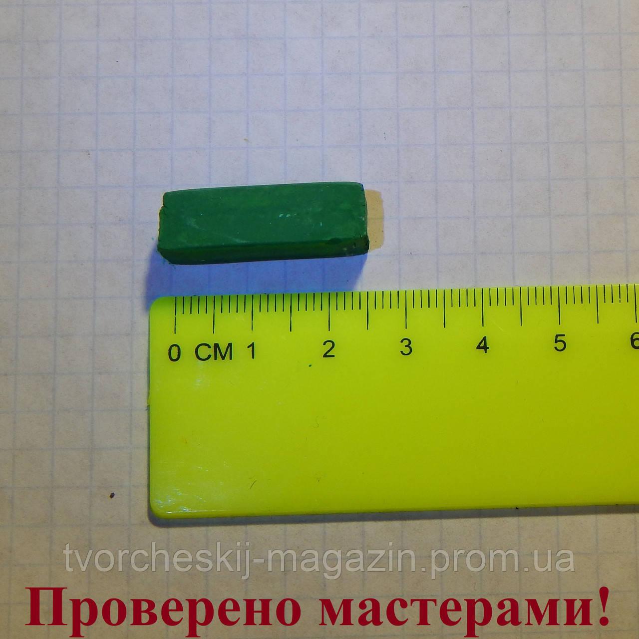 Пастель сухая мягкая MUNGYO 1/2 зеленая