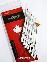 Набор кисточек для ногтевого дизайна из 7 инструментов MNB-221