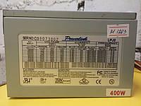 Блок питания PowerLink 400W 80Fan
