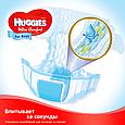 Подгузники Huggies Ultra Comfort 3 для мальчиков (5-9 кг), 56шт., фото 3