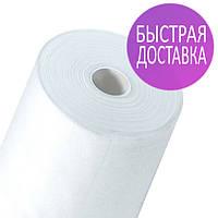 Одноразовые простыни 0,6х200 метров в рулонах  20 г/м2 белая