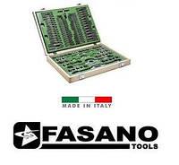 Набор метчиков и плашек, 110 ед., FG 70/S110, FasanoTools