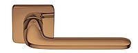 Ручка дверная на розетке Colombo RoboquattroS ID 51 винтаж (Италия)