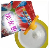 Зажим-фиксатор для пищевых пакетов