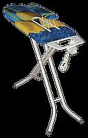 ГЛАДИЛЬНАЯ ДОСКА - 9994 (120х38см, розетка, с подрукавником) (СВІТЯЗЬ)