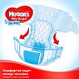 Подгузники Huggies Ultra Comfort 5 для мальчиков (12-22 кг), 42шт., фото 6