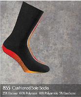 Термо-носки женские Doreanse 855 черные
