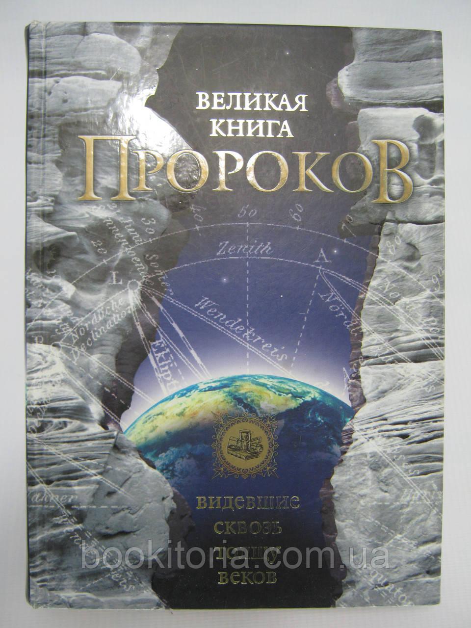 Непомнящий Н. Великая книга пророков. Видевшие сквозь время (б/у).