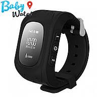 Детские умные часы Smart Watch GPS трекер Q50 Black / детские ЧАСЫ - ТЕЛЕФОН / Гарантия