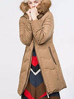 Пуховик анорак от Zara