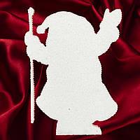 Дед Мороз(Санта Клаус) из пенопласта  №1 (30см, 40см, 50см, 60 см, 70 см, 80 см, 90см, 100см)