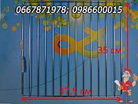 Решетка духовки  Гефест 3100, 3200 Брест 300 (ширина-37,5 х 35 см) используется для духовок плит шириной 50см, фото 1