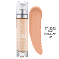 Тональная основа Flormar Smooth Touch Foundation SPF20, 30ml 02/ 2742262, фото 1