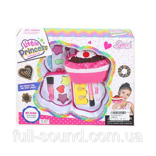 Детский набор косметики little princess