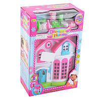 Домик для кукол 1302 свет,звук