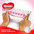 Подгузники Huggies Ultra Comfort 3 для девочек (5-9 кг), 56шт., фото 5