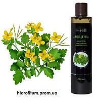 Шампунь с экстрактом травы чистотела «Авицена» «Новая формула» 250 мл