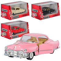 "Машина металл. ""Kinsmart"" Cadillac Series 62 Coupe 1953, KT-5339-W"