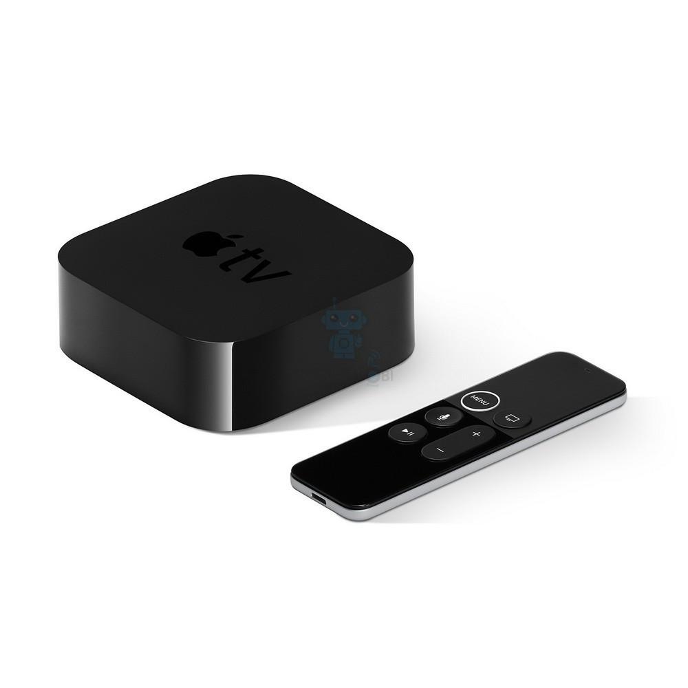 Цифровой мультимедийный проигрыватель Apple TV 4 Gen с обновленным пул