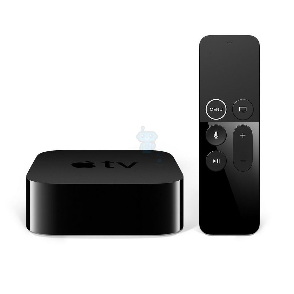 Цифровой мультимедийный проигрыватель Apple TV 4 Gen с поддержкой 4К,