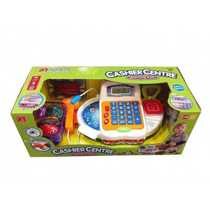 Кассовый аппарат, калькулятор (FS-34542) с аксессуарами