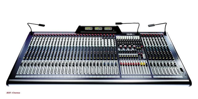Soundcraft GB8 32 – Профессиональная микшерная консоль