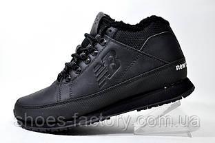 Зимние ботинки в стиле New Balance 754 с мехом