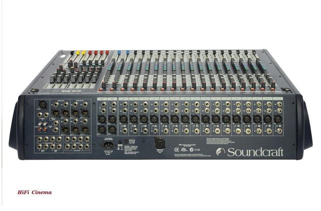 Soundcraft GB4 16 – Професійний мікшерний пульт