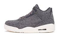 Баскетбольные кроссовки Nike Air Jordan Air 3 Retro Wool