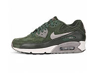 Женские кроссовки Nike Air Max 90 LTHR 'Carbon Green