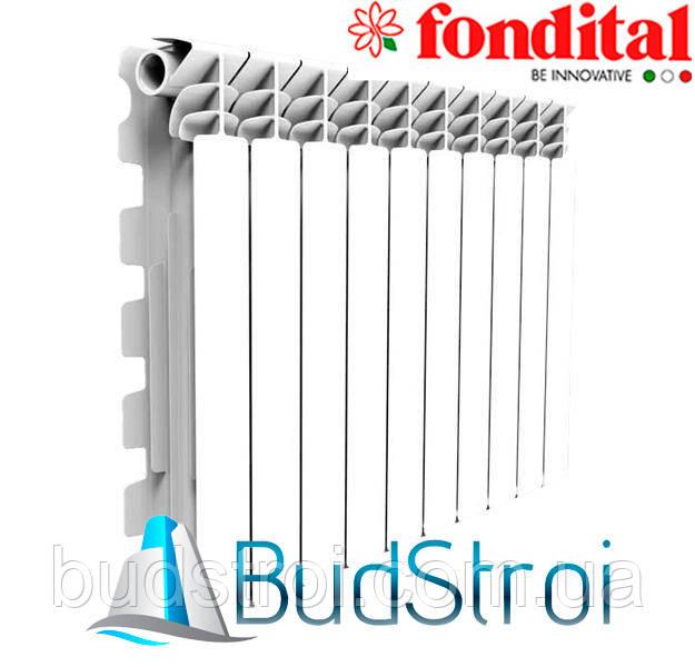 Алюминиевые радиаторы Fondital Experto 500/100 А3 - БудСтрой  | BudStroi в Тернополе