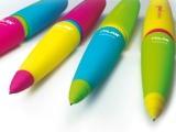 Карандаш механический capsule mix rubber touch 2b, 0.7мм, дисплей ml.185021932