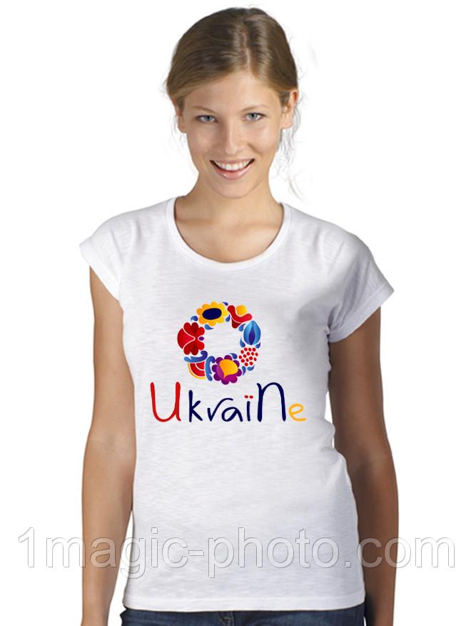 Футболка Ukraїne
