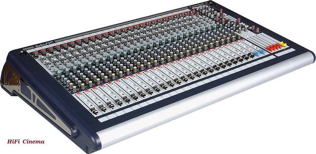 Soundcraft GB2 24 – Микшерная консоль