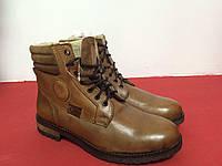 Мужские зимние ботинки AM р-41, фото 1
